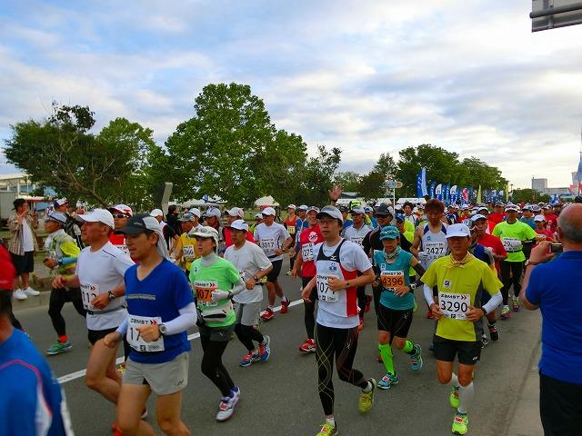 サロマ湖100キロマラソン 199