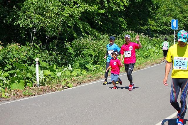 サロマ湖100キロマラソン 364