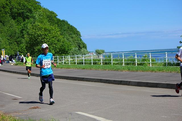 サロマ湖100キロマラソン 339