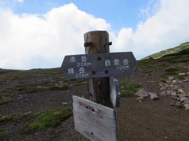 小泉岳分岐