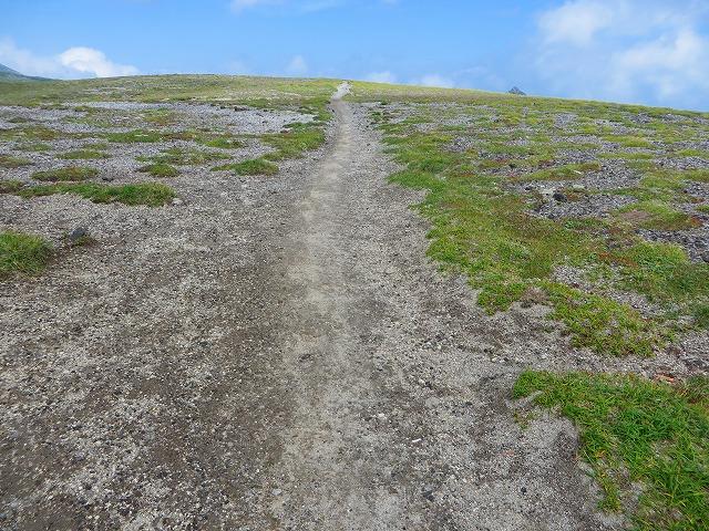 北海岳への道 (4)