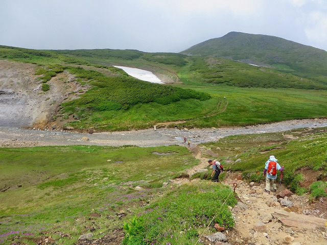 赤岳~北海岳~黒岳 152