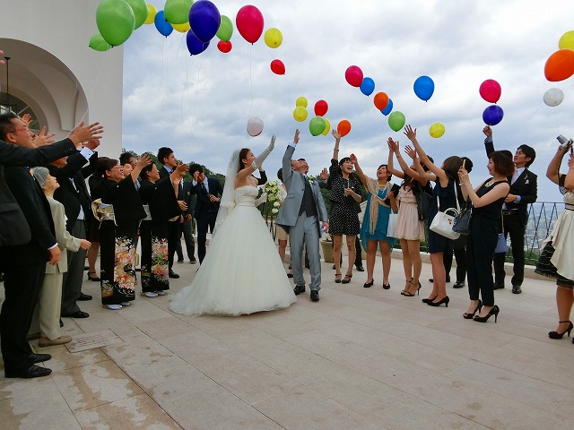 結婚式 269