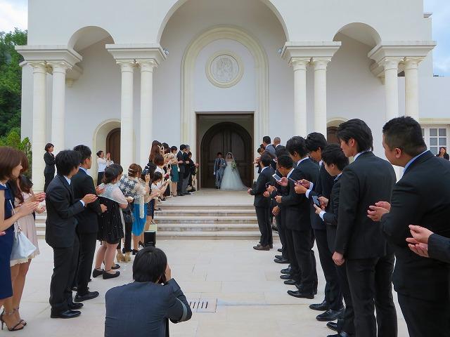 結婚式 031