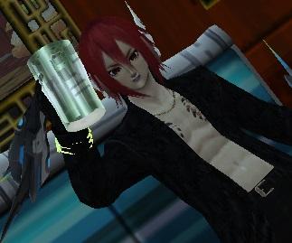 レイ 乾杯