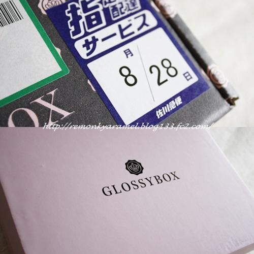 GLOSSY BOX_8月2014_2