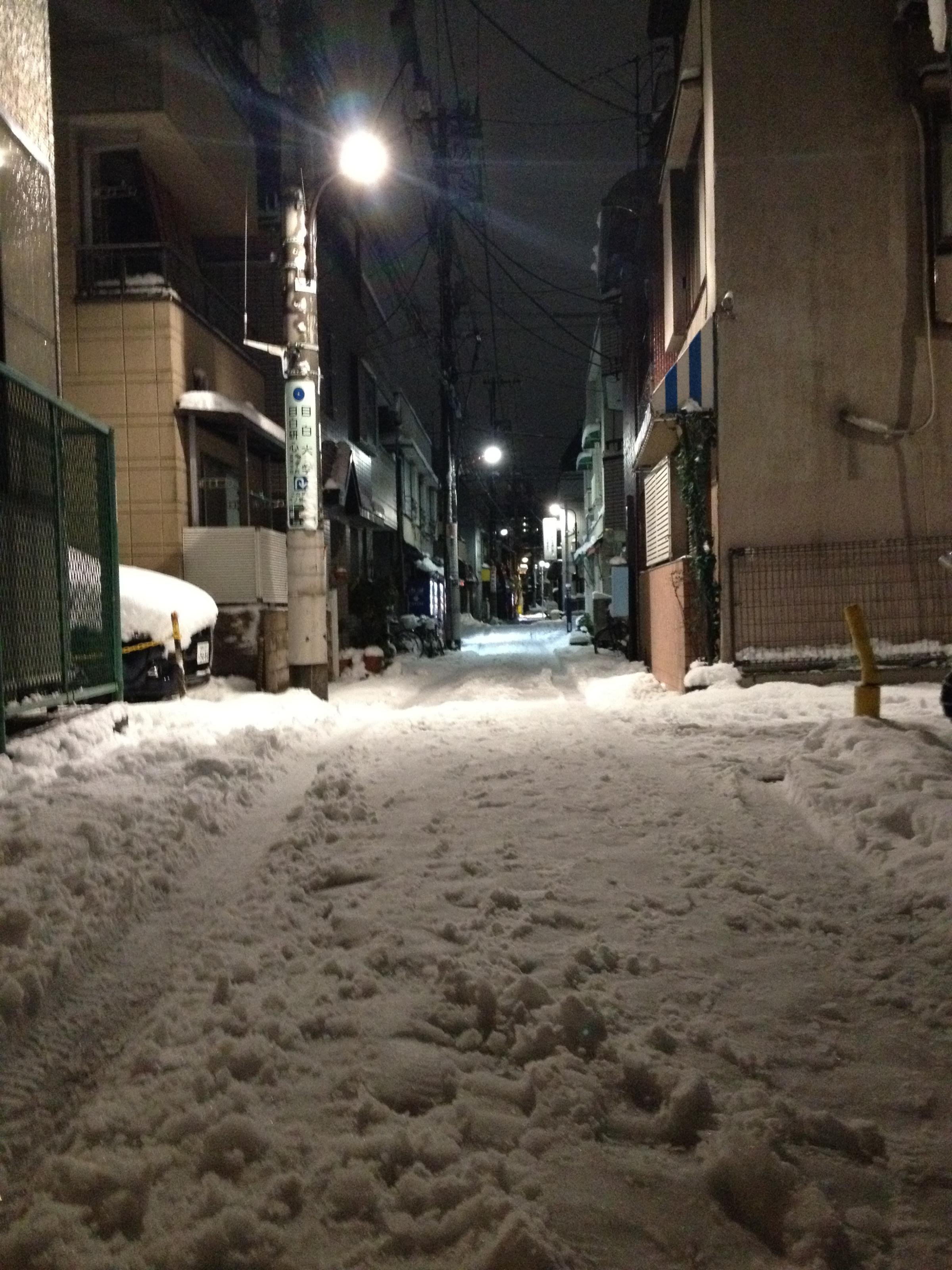 夜のお散歩04:00