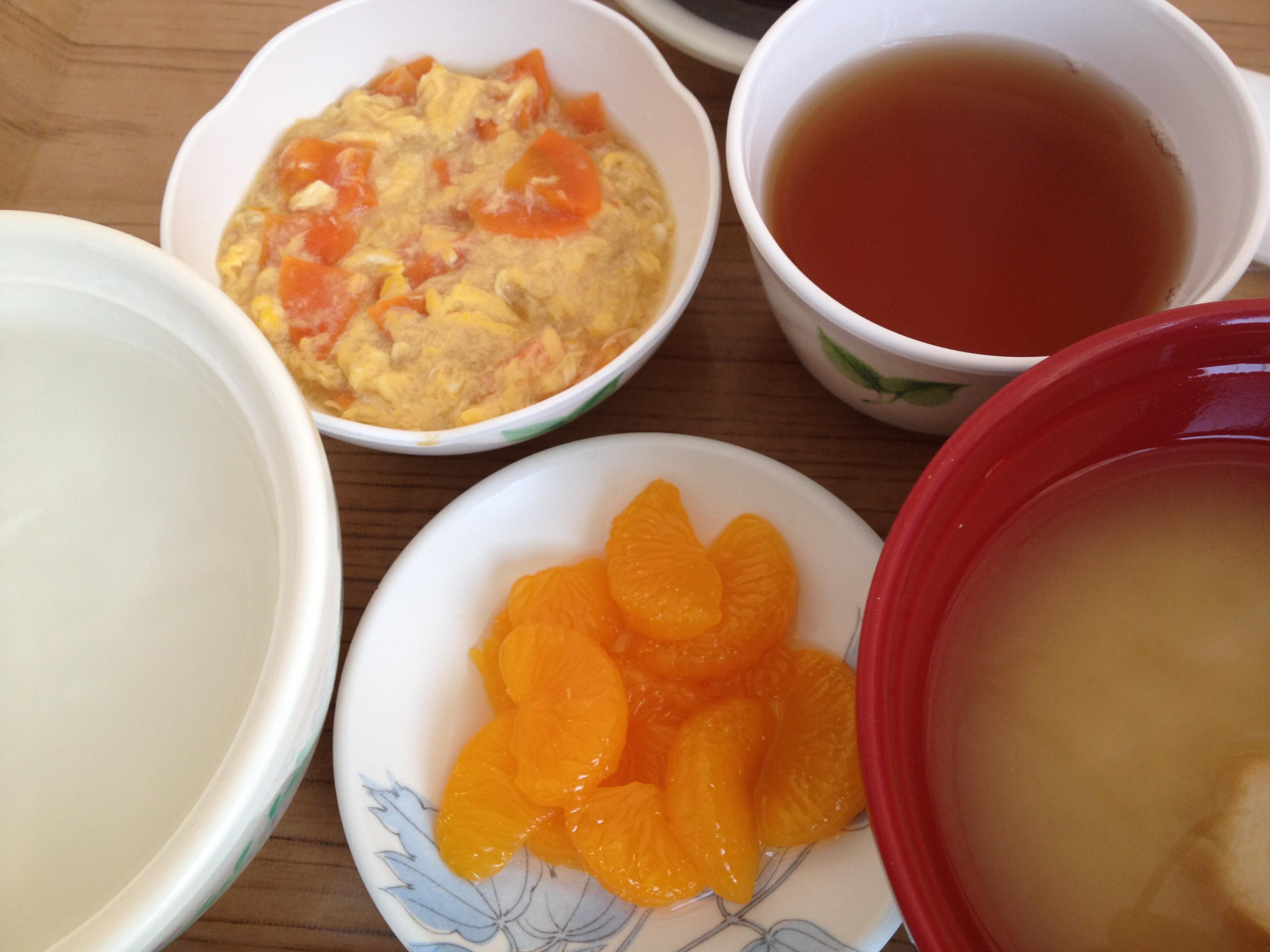 病院食(朝)