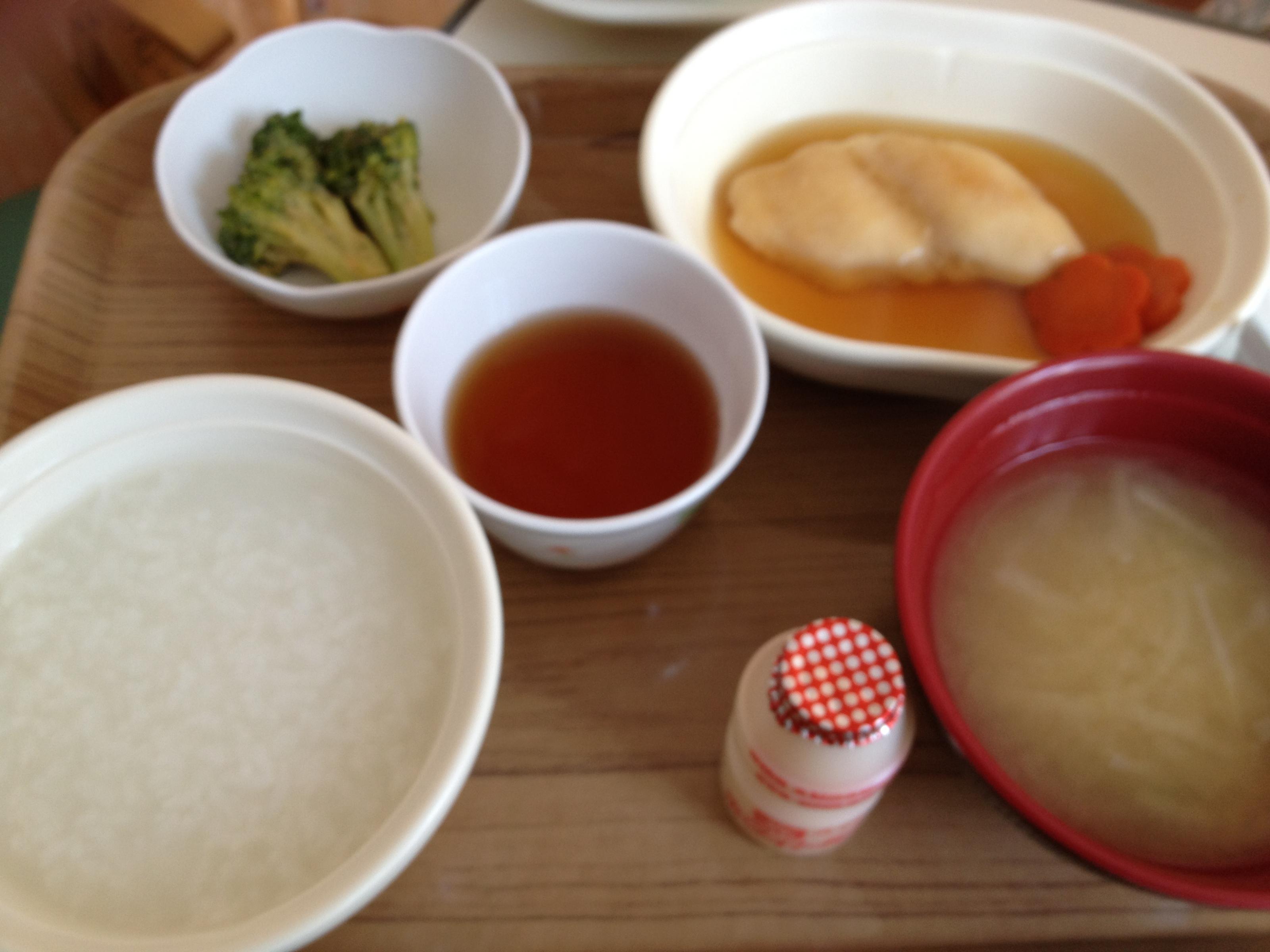 病院食(昼)