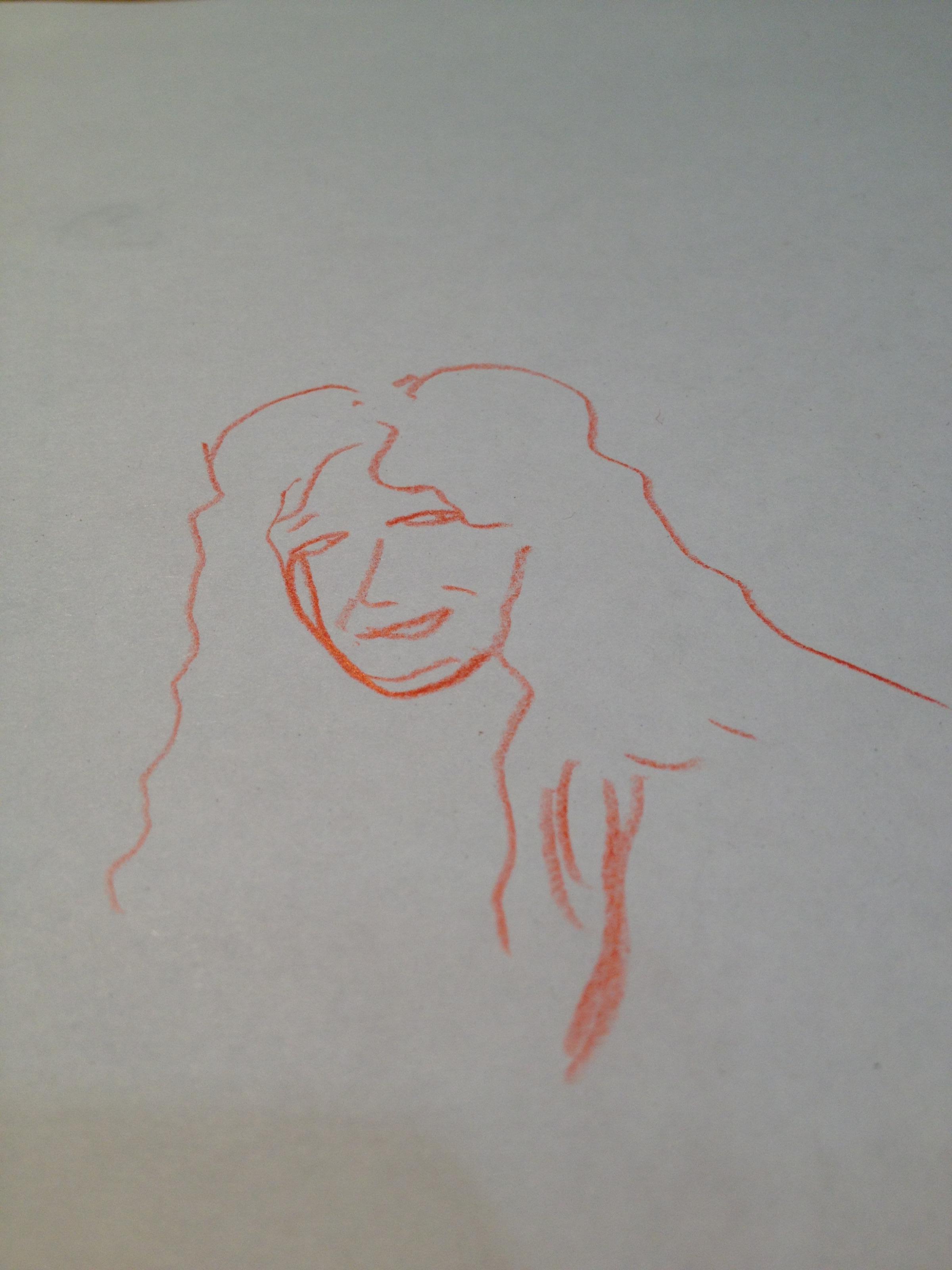 タムラ・サンティアーゴ描く小山亜紀