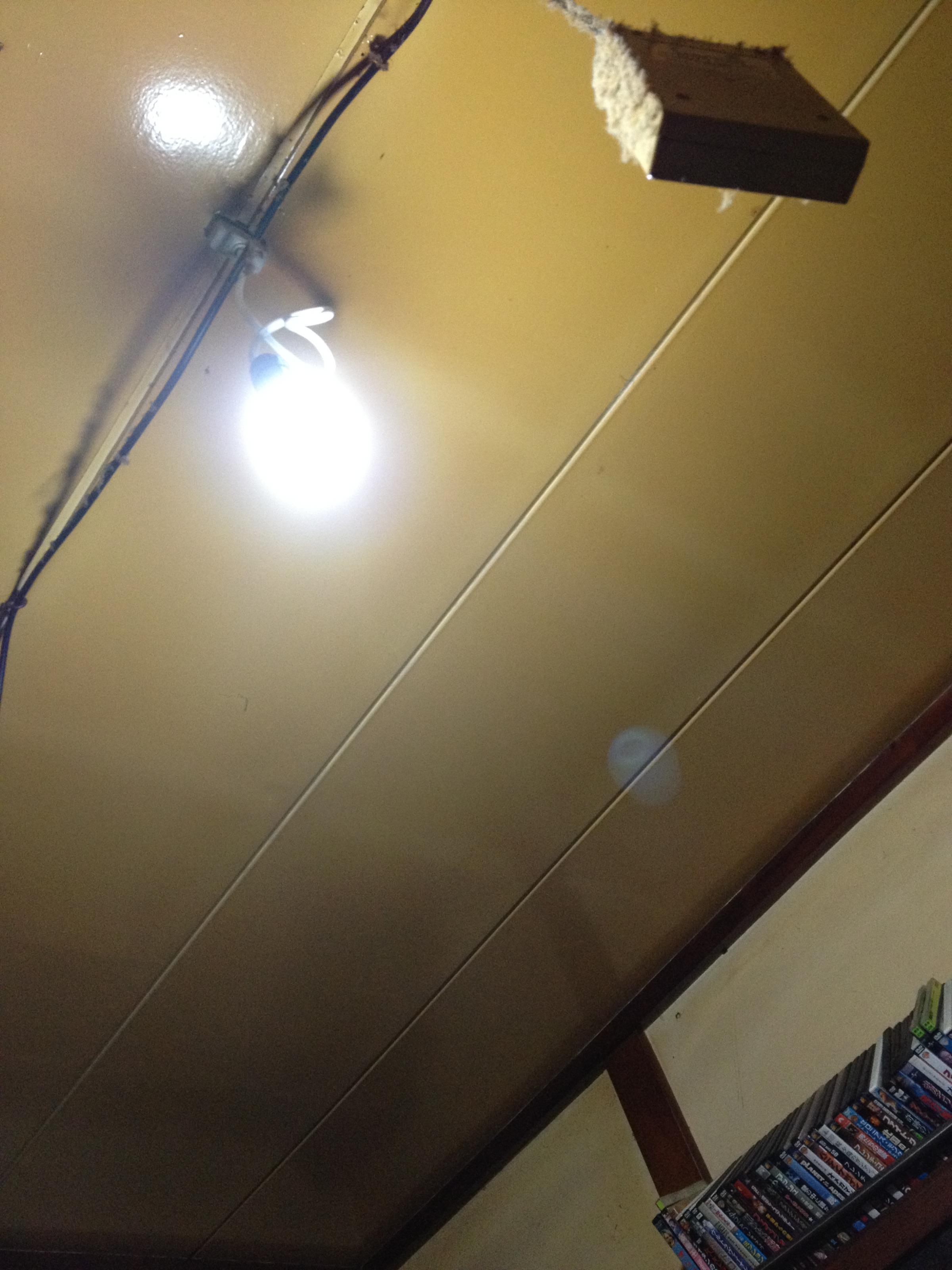 新照明器具