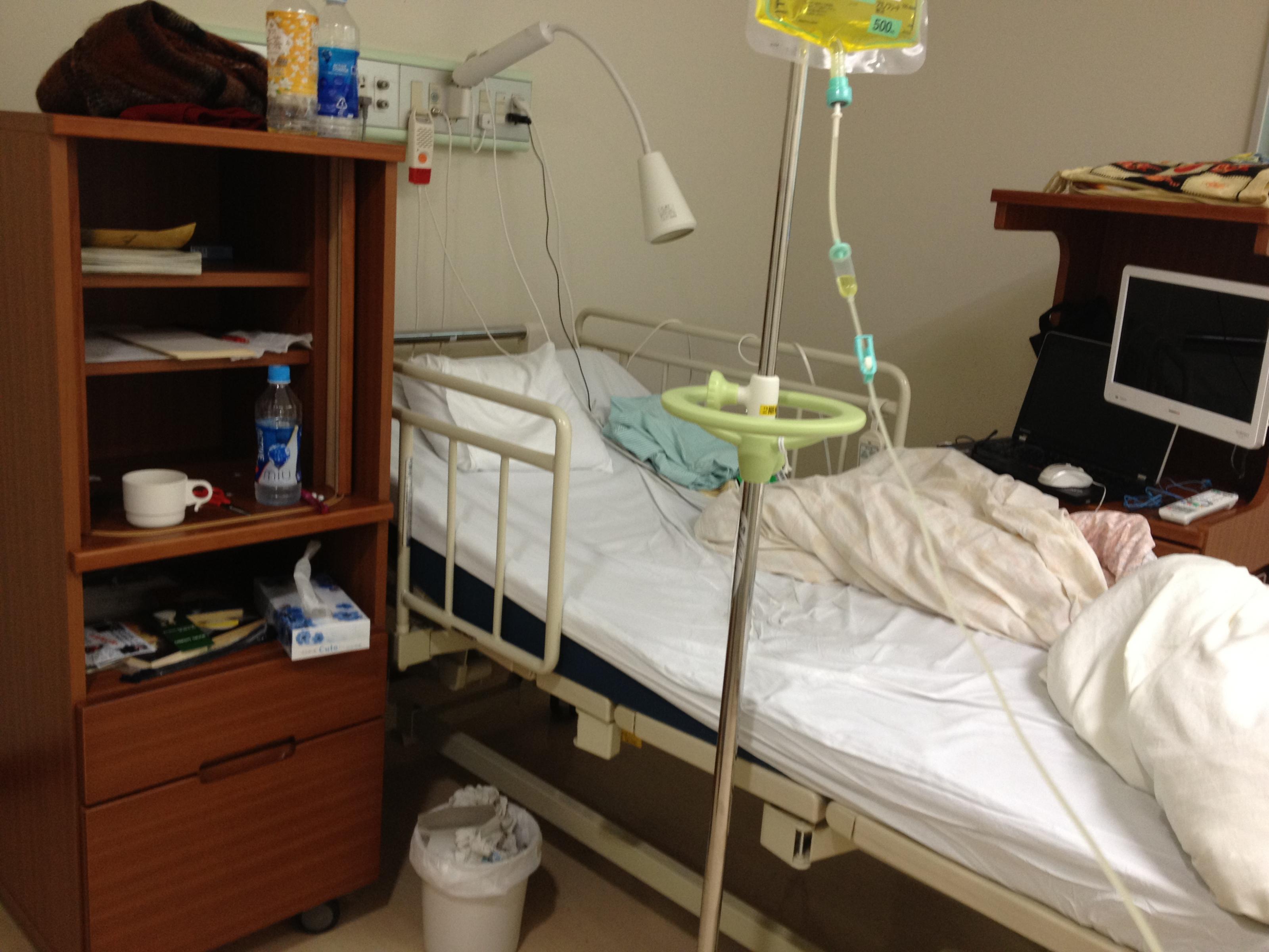 病室部室化計画