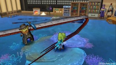 宅内の巨大水槽+レア魚