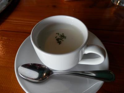 caffe nonna スープ