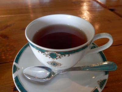 caffe nanna 紅茶