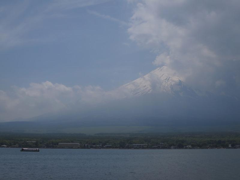 山中湖140530
