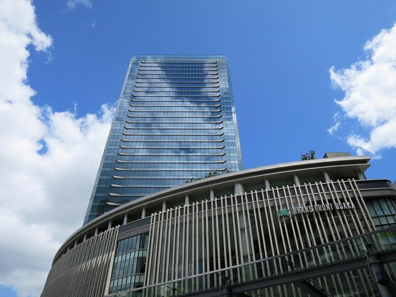 大阪高層ビル1140728
