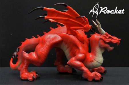 ドラゴンズクラウン レッドドラゴン(WF2014冬)