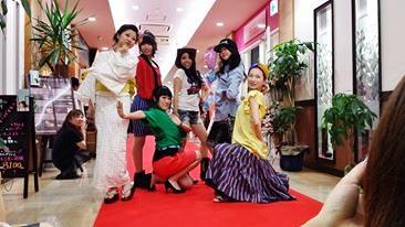 福島ガールズコレクション 20140614 衣装3