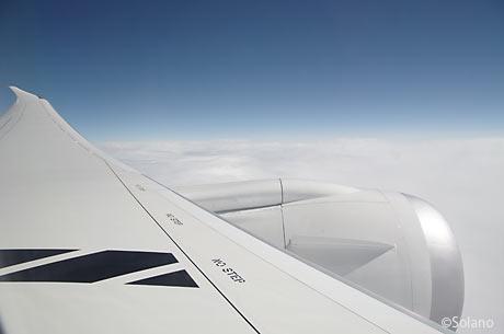 JAL名古屋中部‐東京成田、機窓1