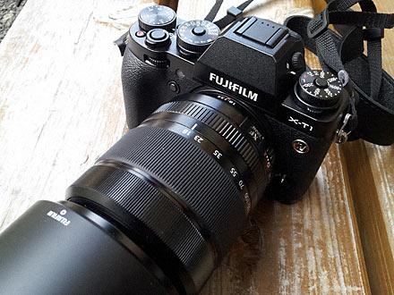 フジフィルムX-T1 + XF18-135mmF3.5-5.6 R LM OIS WR