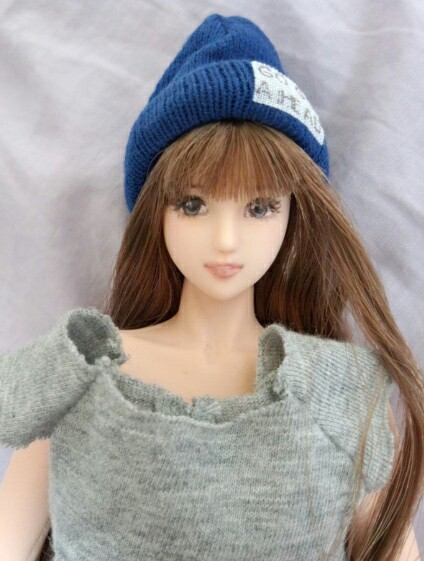 blue knit cap1