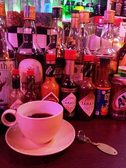 ダイアモンドヘッド コーヒー