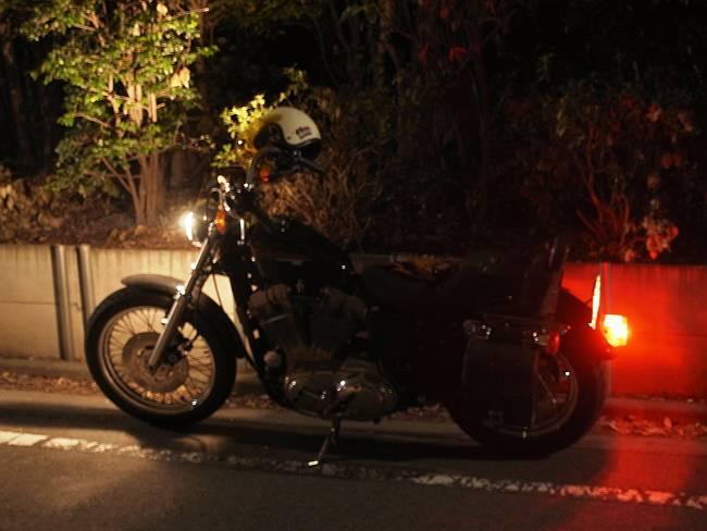 夜走り出発-s