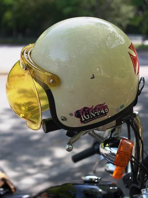 奥多摩湖 ヘルメット-s