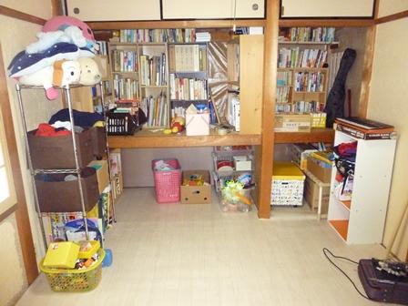 子供部屋兼書斎2