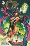 『Grimm Fairy Tales OZ』第6号カヴァー