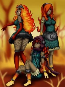 ラヴァル三姉妹