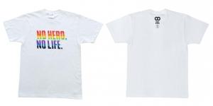 エイトレンジャーTシャツ