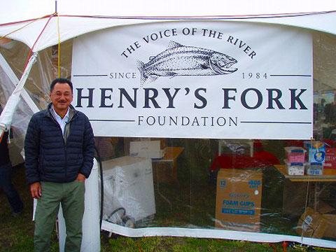 HENRY'S FORK DAY