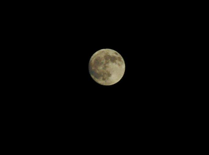 2014年4月望月