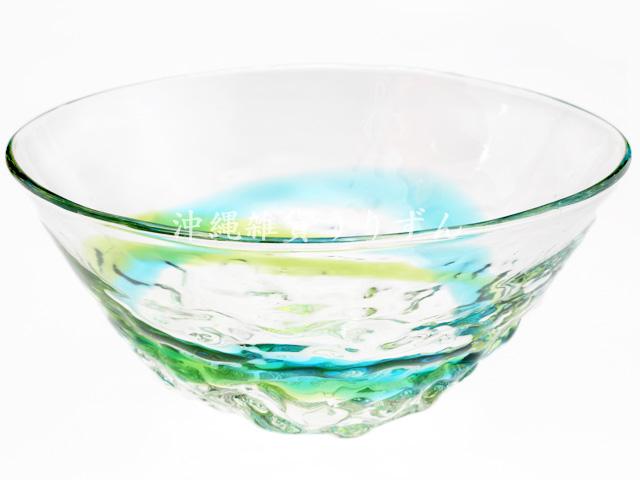 琉球ガラス,小鉢,皿