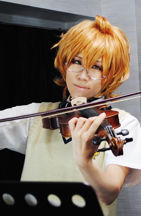 なつきバイオリン