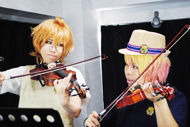 なしょうバイオリン