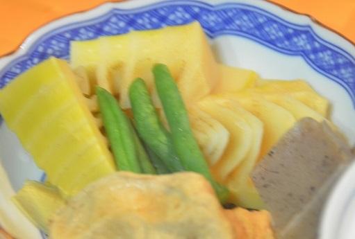 竹の子煮14