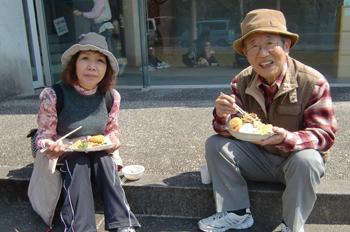 昼食バイキング20140317a