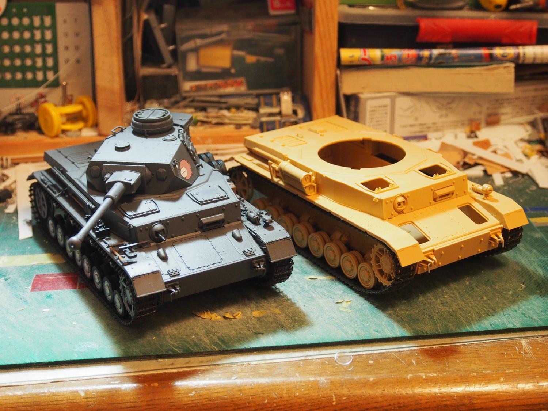 Ⅳ号戦車H型