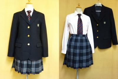 大阪府立港高等学校の中古制服