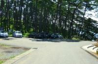碁石海岸31碁石岬駐車場