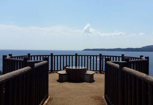 碁石海岸36碁石岬展望台