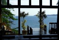 碁石温泉民宿海楽荘3食堂