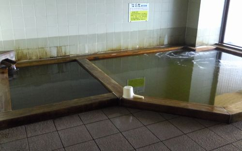 碁石温泉民宿海楽荘6内湯