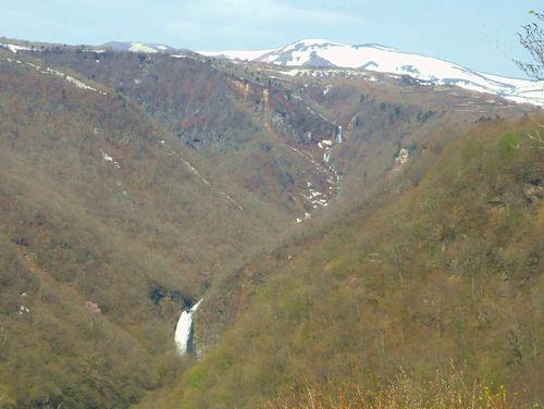蔵王エコーライン5GW2014不動滝・地蔵滝