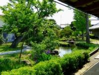 石ノ森章太郎ふるさと記念館3庭園