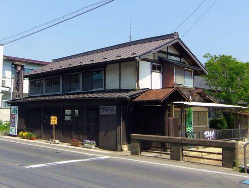 石ノ森章太郎ふるさと記念館14石ノ森章太郎生家