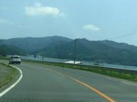 2014コバルトライン3国道398号万石浦